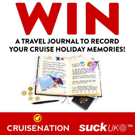 Cruise Nation and Suck UK Competition