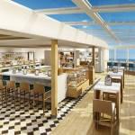 Food Republic aboard Norwegian Escape