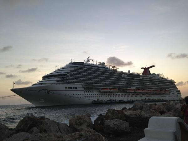 Cruise Holidays on the Carnival Breeze