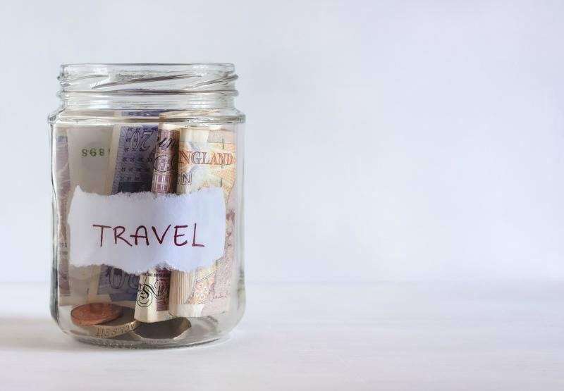 Saving travel money