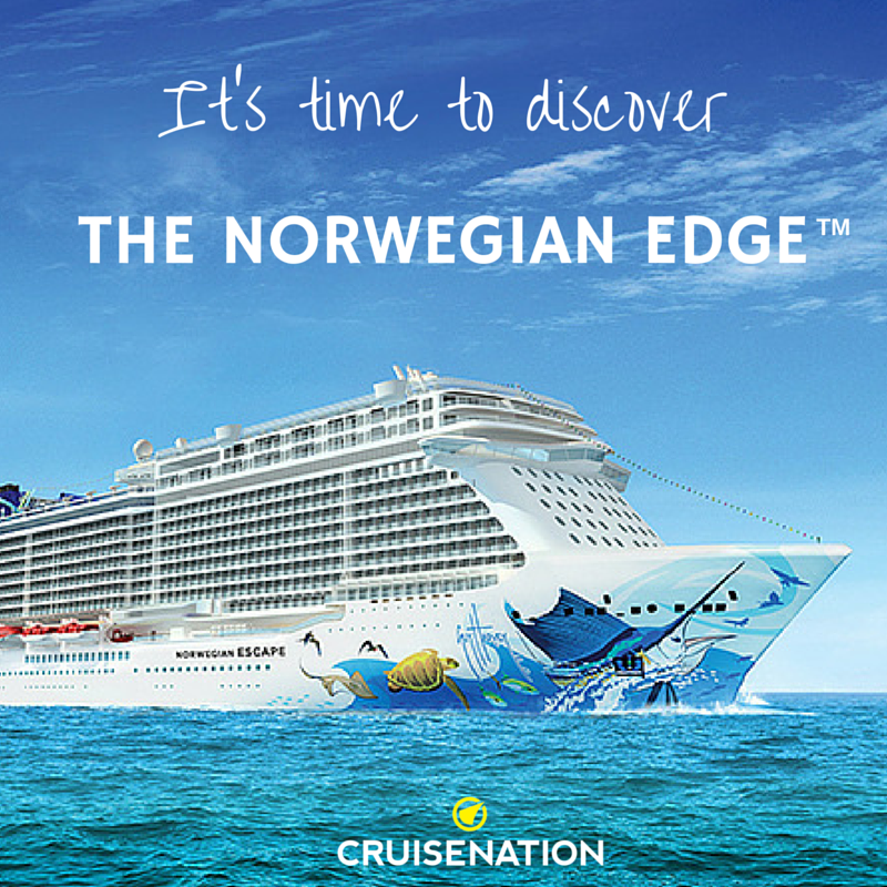 Discover the Norwegian Edge