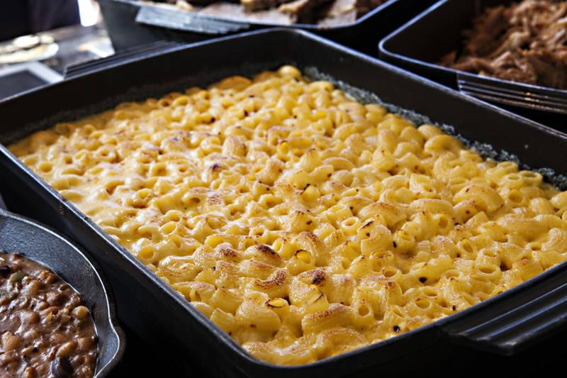 Mac and Cheese from the Pig and Anchor