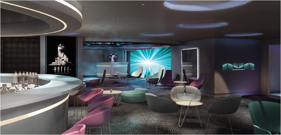 MSC Meraviglia Night Club