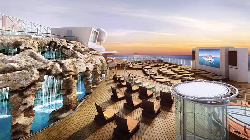 The new H2O Zone on the Norwegian Escape