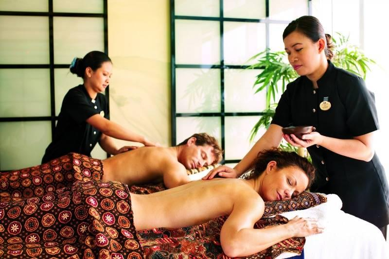 Spa Treatments at Sea