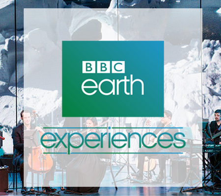 Holland America BBC Earth Experiences