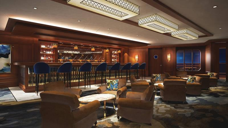 Norwegian Bliss Maltings Whiskey Bar