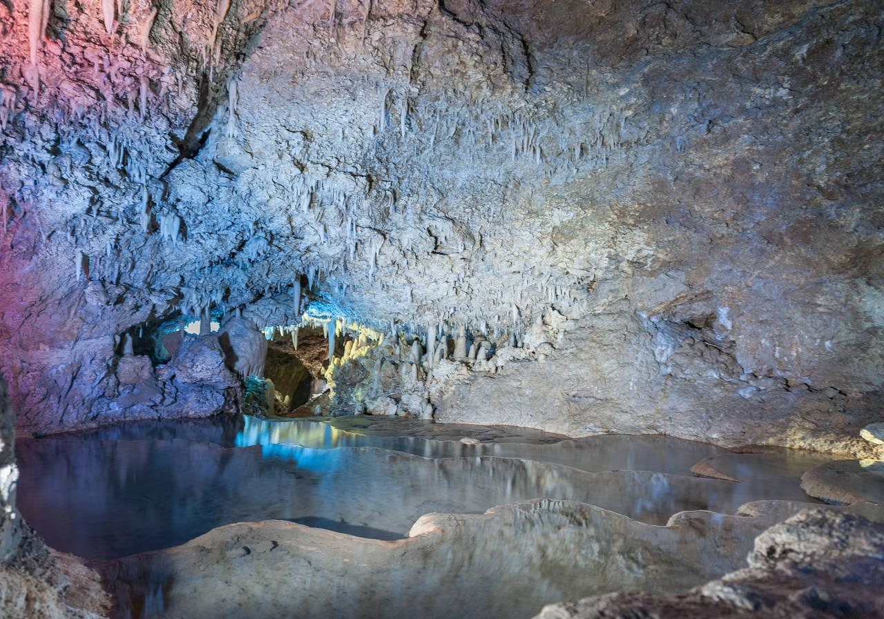 Barbados Caves